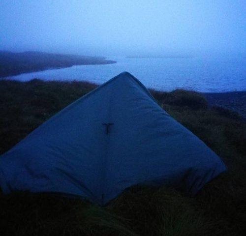 Buckden Wild Camp
