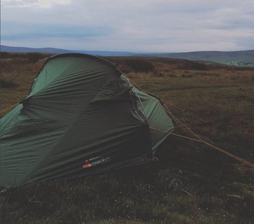 Grassington Wild Camp