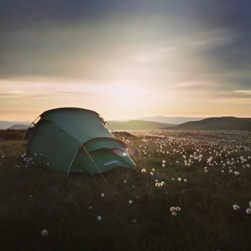 Malham Wild Camping